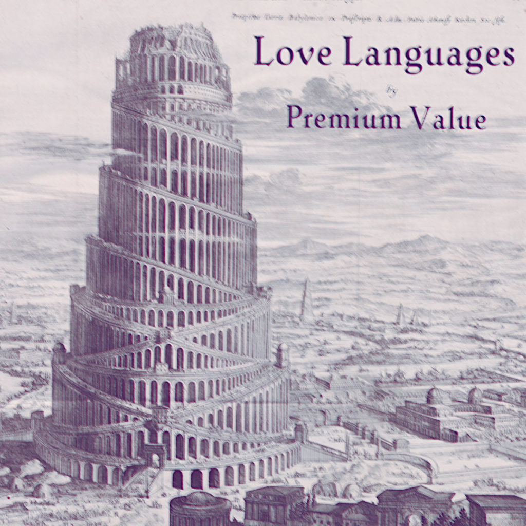 Love Language Premium Value