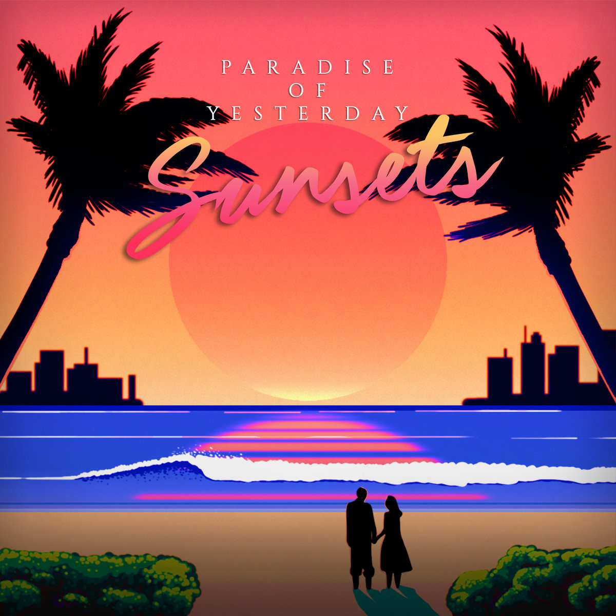 Paradise of Yesterday Sunsets 1